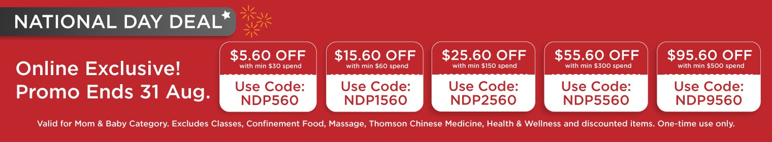 National Day Deal
